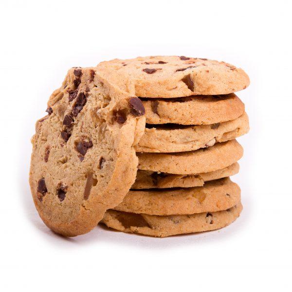 Dark Choc and Ginger Gluten Free Cookies