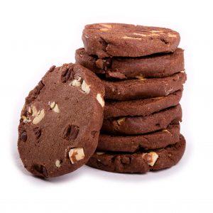 Triple Choc Gluten Free Cookies